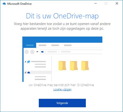 Onedrive online opslag - Office opslag tip ...