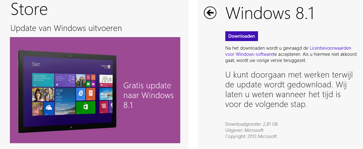 Indeiding van start gaan met windows 8 1 en hoe om te for Windows 8 bureaublad
